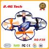 2014 new product 4.5ch 2.4G with 3 axis gyro rc quad copter helicopter for sale