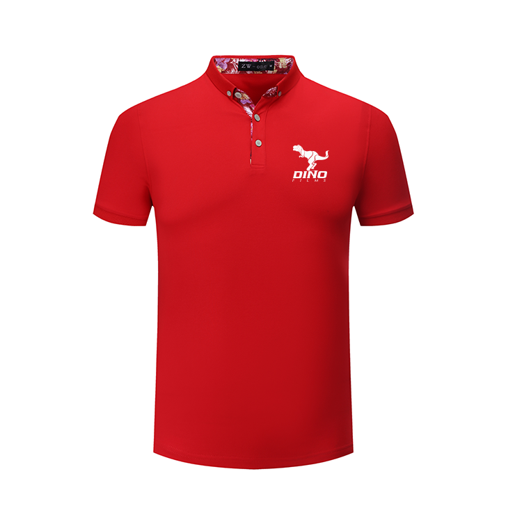 Logo Cotton Polo Shirt Custom Family Polo T Shirts With Your Own Design