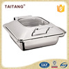 China kitchen equipment manufacturers electric chafing dish heater chafer
