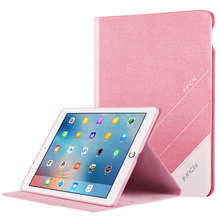 2017 newest foldable stand PU leather smart case for ipad air2,smart cover folio case for ipad 9.7 inch