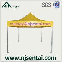 2015 3*3 Aluminum Popup Heavy Duty Tent Industrial Marquee Gazebo Folding Market Canopy Plastic Car Parking Carport Ga