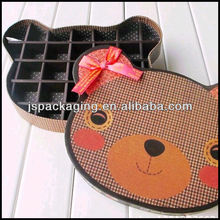 anomalous animation shape Chocolate box dessert Chocolate candy boxes Custom boxes for chocolate
