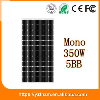 wholesale solar panel 350w mono , photovoltaic panel, pv module