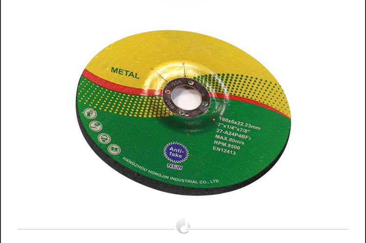 Hongjin 27C Stone and Glass Polishing Grinding Wheels