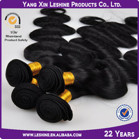 Hot Sale Virgin Unprocessed Tangle/Shedding Free Wholesale Price Copper Brown Hair Color