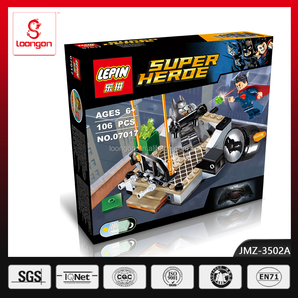 lepin super hero building block 2017 toys
