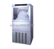 Korean/Korea Style Snow Ice Machine 220kg/24h