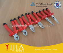 the red handle combination pliers long nose plier different type of pliers