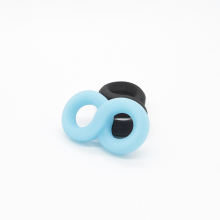 INJO High Quality Good Elasticity Silicone Eight Shape Cock Ring Men
