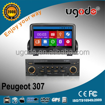 OEM Wholesale Audio Player for Peugeot 307