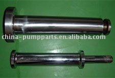 API Chrome-plated mud pump piston rod