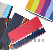 PU Leather Wallet Case Folio Cover Stand for Nokia N73