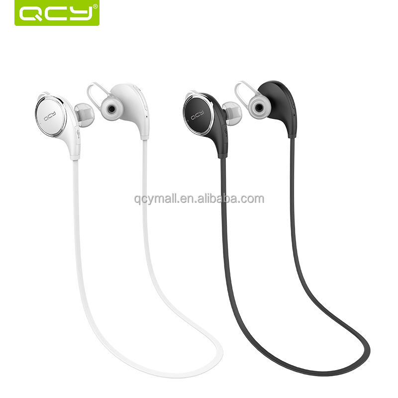 QCY Wireless Sport bluetooth stereo headset QY8 headphone earphone sport with microphone handsfree for phone
