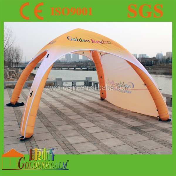 inflatable tent for advertising