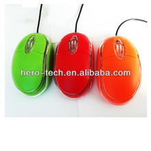 Factory price high quality simple usb computer wired mouse