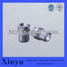 YG8 cemented tungsten carbide nozzle for oil drilling bits