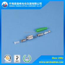 Latest technology network test 100% warranty FTTH alibaba express polish assembly cheap Green FC APC fiber optic Connector 2.0-3
