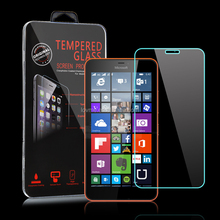 High Clear Genuine Tempered Glass Screen Protector For Microsoft Lumia 640XL