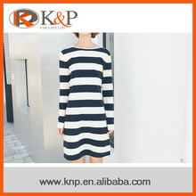 Guangdong China ladies 5381 sweater dress popular designer one piece party dress