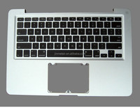 "Wholesale 13"" topcase/ Palm rest with US keyboard for macbook Pro a1278 MD101 MD102 12+"