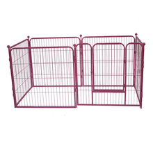Folding adjustable expandable pet fence / cheap dog fence MHD010