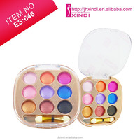 2018 whole sale colourful eyeshadow make your own beauty makeup