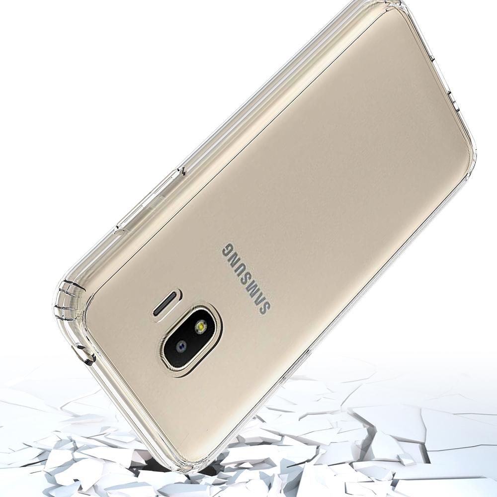 Nouvelle Arrivee Europe Marche De Telephone Portable Pour Samsung Galaxie J2 2018 Sm J250 Scratch Resistant Housse