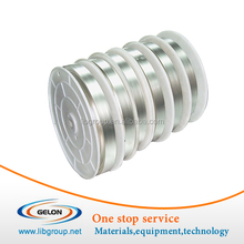 High Purity nickel foil/pure nickel strip N200 and N201