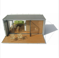 expandable container house for sale from container yard