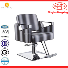 Cheap Lady's Barber Chair With Chorom Armrest For Hair Salon Furniture No.:BX-20108A