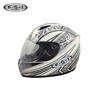 Custom decals ABS visor full face men protective safty helmet racing helmet for motorbke