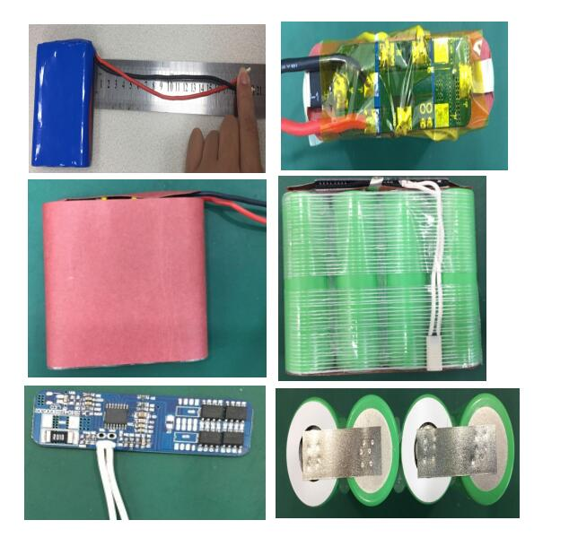 Customized 14.4V 2.5Ah Li-ion Rechargeable Battery Pack 4S1P for Intelligent appliance.jpg