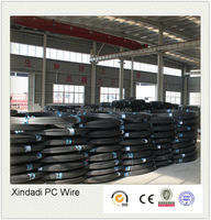 4.8mm 1670MPa top quality building material, prestressed concrete wire