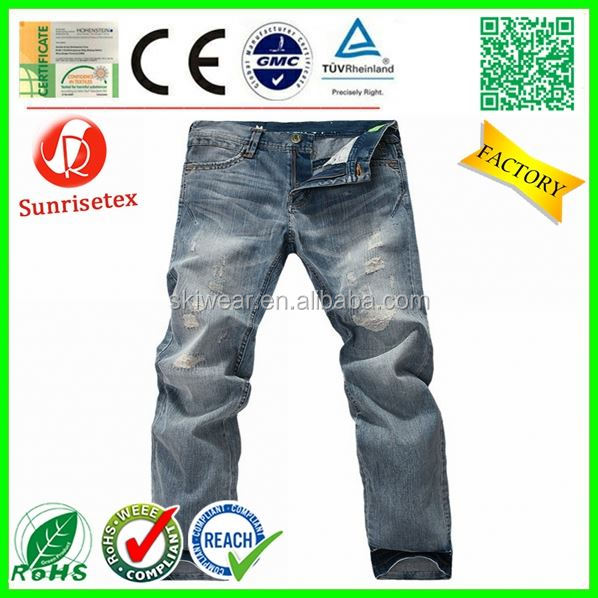 Fashion New Style rodi denim jeans Factory