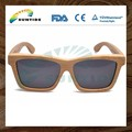 Fashionable sunglasses Tac Polarized bamboo sunglasses 2015