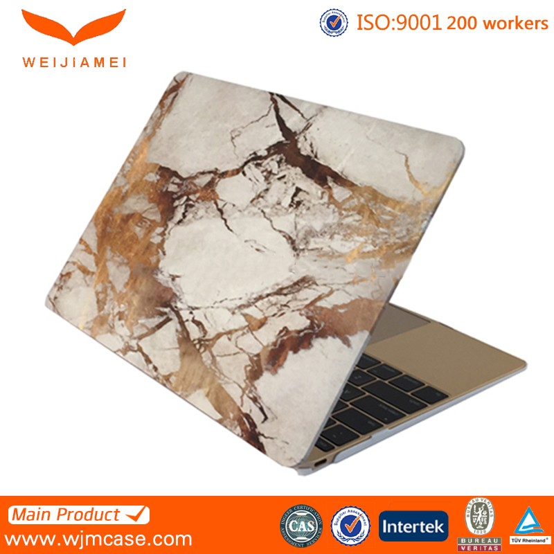 New Arrival Hot Selling Marble For Macbook Decals Skin Stickers