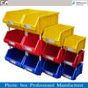Warehouse PP Stackable Yellow Storage Container