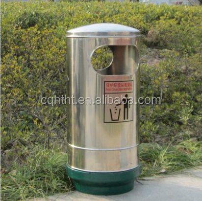 Best quality low cost outdoor trash can