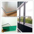 Soundproofing pc sheet for road and street polycarbonate board