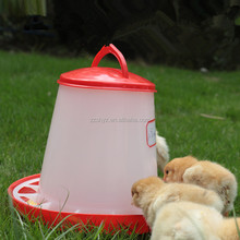 Wholesale 8kg 9kg automatic Plastic Chicken Feeder / feed tray for sale with high broiler rate