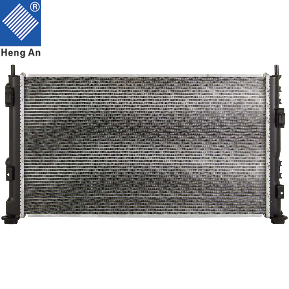 High performance car radiator pa66-gf33, auto radiator pa66 gf30