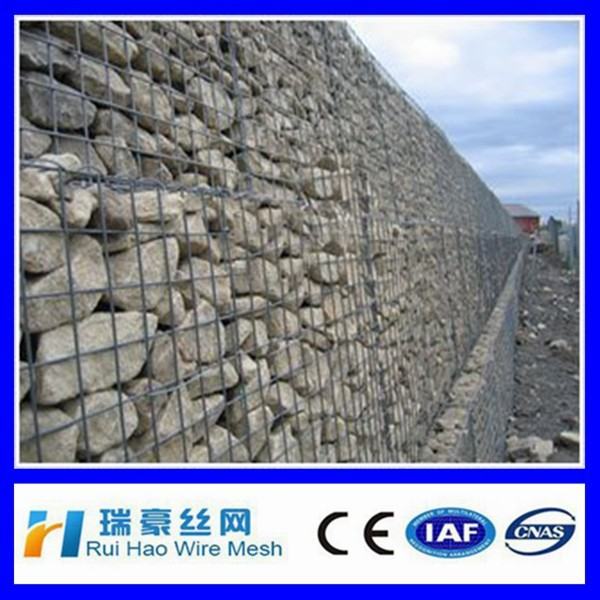 Export standards stable structure gabion and gabion mattress
