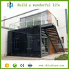 China export 50 m2 2 floor modern fashion wooden decoration smart prefab modular homes