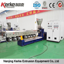 Waste pe plastic granulator of single screw extruder machine factory price