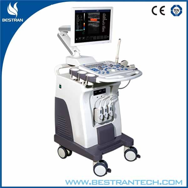 China BT-C80PLUS Trolley color doppler Ultrasound Diagnostic System, portable fetal doppler