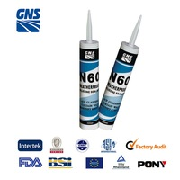 Non-acidic Concrete Roof Silicone Sealant