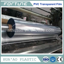 PVC FILM NORMAL CLEAR NON STICKY