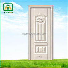 YMG-2105 Fashion Promotional Modern Inner Steel Wood Door