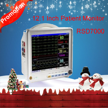 2016 Most Competitive 12 Inch Color Display Screen Touch Patient Monitor
