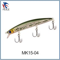 plastic minnow fishing lures wholesale